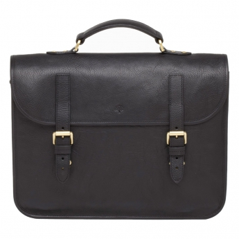 Briefcases Black Natural