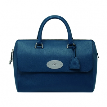 Сумки Mulberry State Blue Grainy